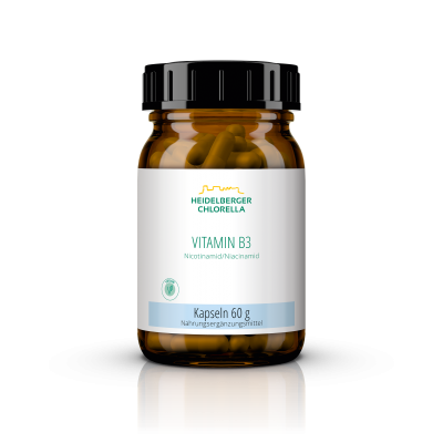 Βιταμίνη Β3, 120 κάψουλες