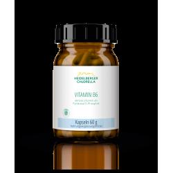 Βιταμίνη Β6 σε ενεργή μορφή 5 φωσφορική πυριδοξάλη, 120 κάψουλες