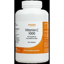 Βιταμίνη C 1000 WOSCHA MEGAPACK 240 κάψουλες