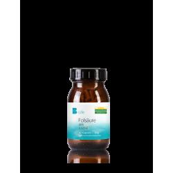Φολικό οξύ (5-MTHF) + Βιταμίνη Β12 σε κάψουλες - 60 κάψουλες -Heidelberger-Chlorella