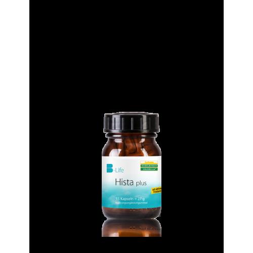 Κάψουλες για την σύνθεση της Ισταμίνης με φολικό οξύ, Hista plus mit aktiver Folsäure –Heidelberger-Chorella  Βιταμίνες