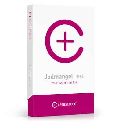 Τεστ /εξέταση ιωδίου - cerascreen®