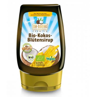 Σιρόπι από άνθος κοκοφοίνικα 350g Βιολογικά Προϊόντα