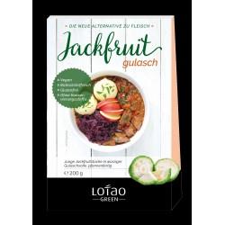Jackfruit Gulasch φυτικό υποκατάστατο κρέατος) 6 κουτιά των 200γρ
