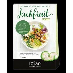 Jackfruit Natur (φυτικό υποκατάστατο κρέατος) 6 κουτιά των 200γρ