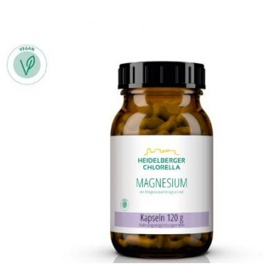 Μαγνήσιο ως κάψουλες διγλυκονικού μαγνησίου – Magnesiumbisglycinat - 200 κάψουλες Μέταλλα / Ιχνοστοιχεία