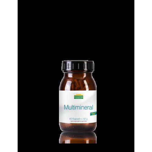 Multimineral 60 κάψουλες – Heidelberger-Chlorella Μέταλλα / Ιχνοστοιχεία