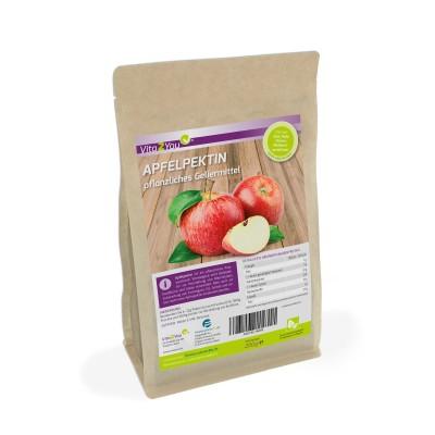 Πηκτίνη μήλου – χορτοφαγική ζελατίνη χωρίς ιώδιο, 200γρ