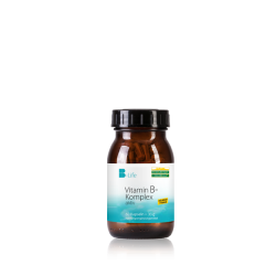 Βιταμίνες του συμπλέγματος Β,  Β-Komplex  - Heidelberger-Chlorella, 60 κάψουλες
