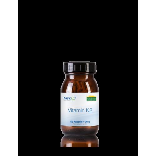 Βιταμίνη Κ2 - 60 κάψουλες - Heidelberger-Chlorella Βιταμίνες