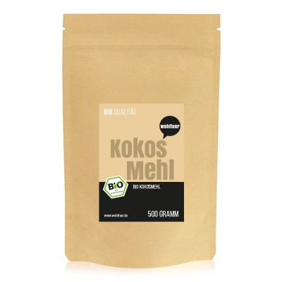 1 kg. Αλεύρι από καρύδα 100% βιολογικό Βιολογικά Προϊόντα