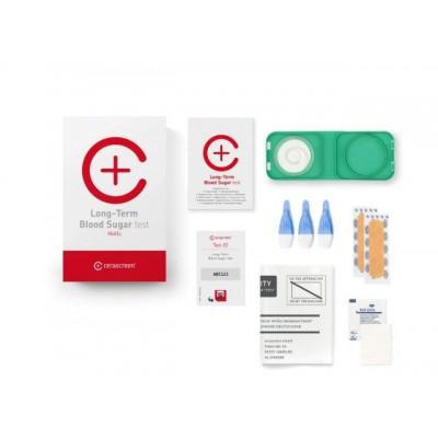 Εξέταση Μακροπρόθεσμης Τιμής Σακχάρου στο Αίμα (HbA1c)  cerascreen®