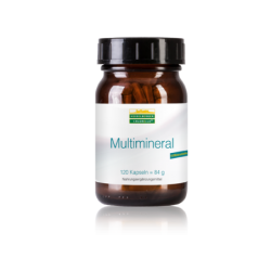 Multimineral 120 κάψουλες – Heidelberger-Chlorella